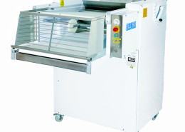 Automatic bread dough mills