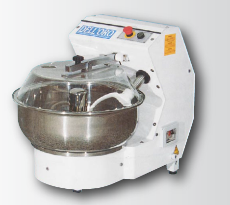 Small fork mixers